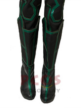 The Goddess of Death Hela Cosplay boots Thor III : Ragnarok  cosplay shoes mp003792