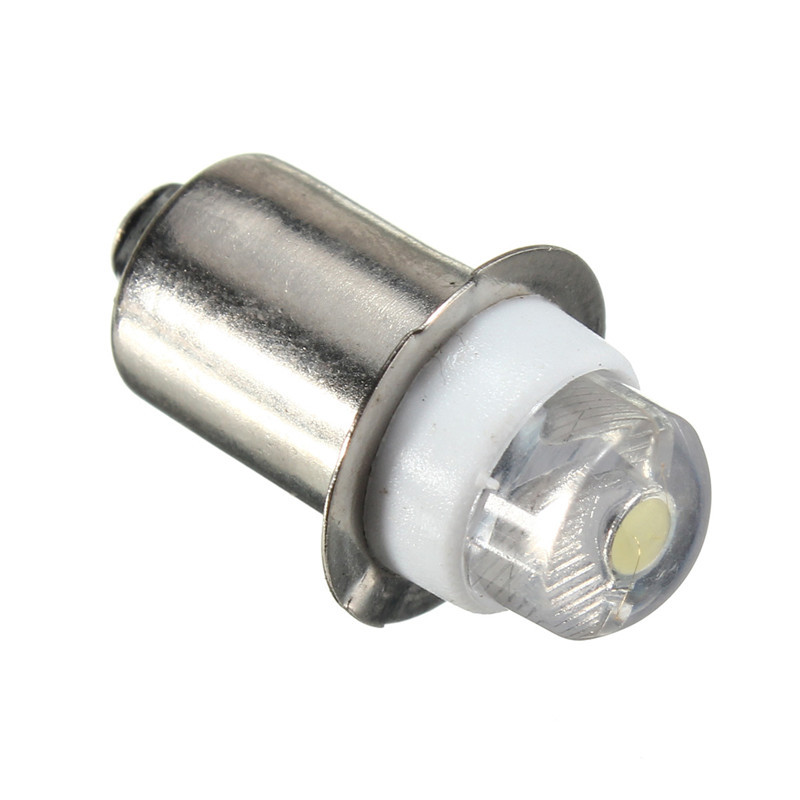 Newest P13.5S PR2 0.5W 4.5V 60-100Lumen LED For Focus Flashlight Replacement Bulb Torches Emergency Work Light Pure Warm White 1x p13 5s pr2 pr3 6000k white 4000k warm white 5v 6v 12v 18v 24v maglite led bulb magnum torch flahslight