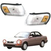 Front Turn Signal Light fit TOYOTA COROLLA 1991 1992 1993 1994 1995 1996 1997 1998 1999 2000 2001 2002 Marker Parking Corner SET