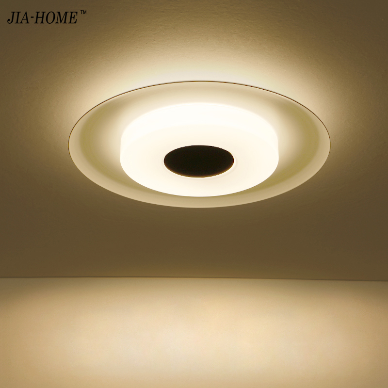 Dome Led Ceiling Lighting Modern For Bedroom Bathroom(cold White / Warm  White) Switch Round Ceiling Mount Light Fixture