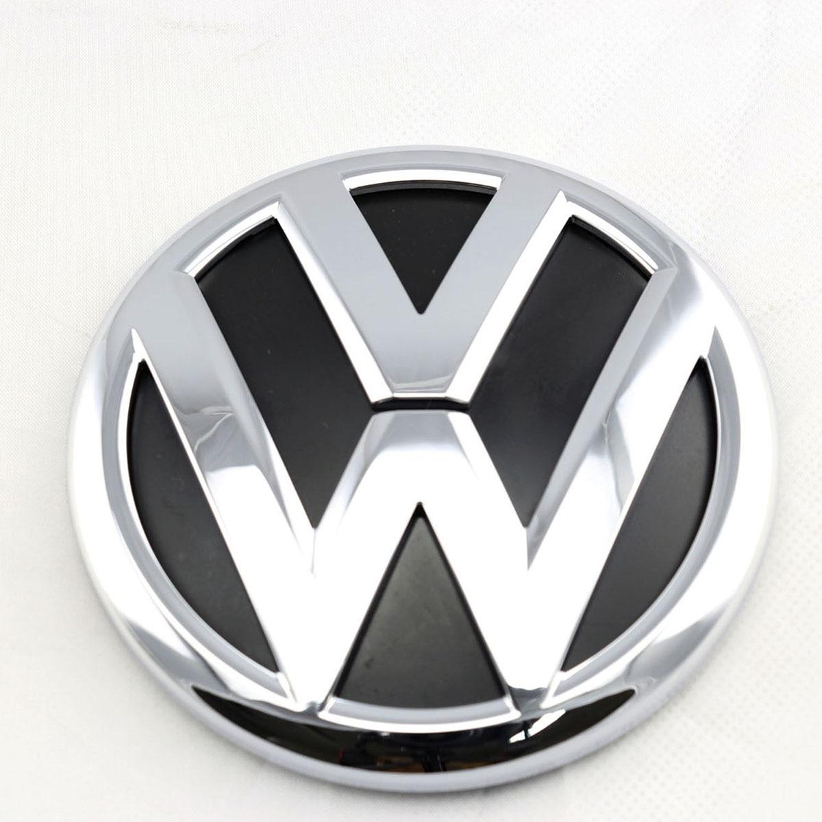 oem rear trunk lid badge emblem chrome logo fit vw jetta mk vi       ulm