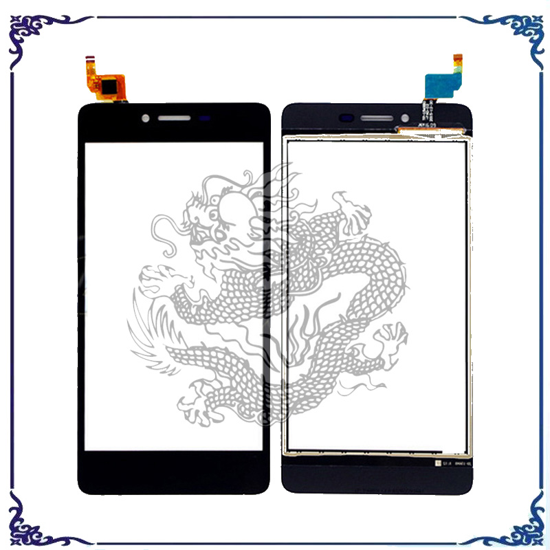For Micromax Q421 Touch Screen Panel Digitizer Front Glass Lens Sensor Accessories With Flex Cable