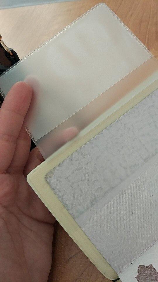 Korting Nieuwe Mode Cartoon Super Cool paspoorthouder Documenten Sets ID Creditcard Tas PVC Bule Paspoort Cover 14 * 10CM photo review