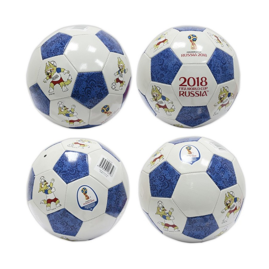 FIFA WORLD CUP RUSSIA 2018 soccer ball GOAL 1,6mm, shiny PVC, 280-300g, size 5 (23cm) free shipping zorb ball 2 5m human hamster ball 0 8 mm pvc material zorb inflatable ball outdoor gamefree shipping zorb ball 2 5