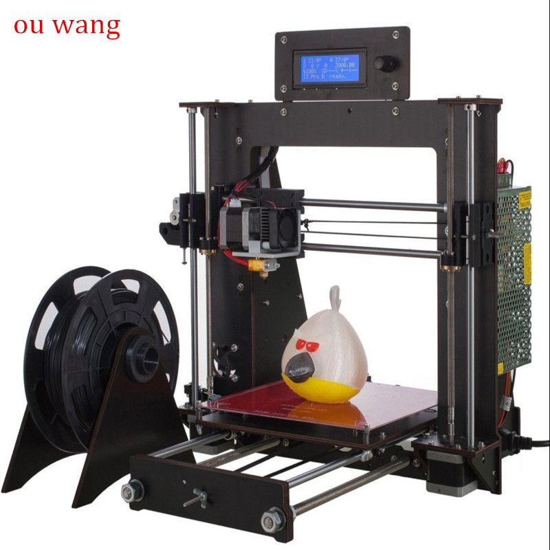 Diy-Kit 3d-Printer Filament High-Precision LCD CTC CTC-I3 Support Resume Power-Failure-Printing
