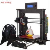3D Printer DIY Kit CTC I3 LCD Filament Support Secure Digital High Precision