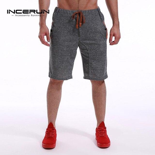 release date 5fad5 30390 2018 verano Moda hombre fleece Pantalones cortos casual Bermudas para  hombres Sportswear basculadores corto chándal Pantalones
