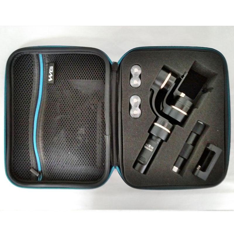 Feiyu Tech FY-G4S 4 Modi 360 Graden Moving 3-Axis Handheld Steady Gimbal Stabilizer voor GoPro Hero 3 4 Feiyu G4 update versie