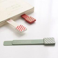 클립 페이지 책갈피 창조적 인 귀여운 북마크 작은 신선한 책 폴더 문구 항목 marcadores 드 pagina