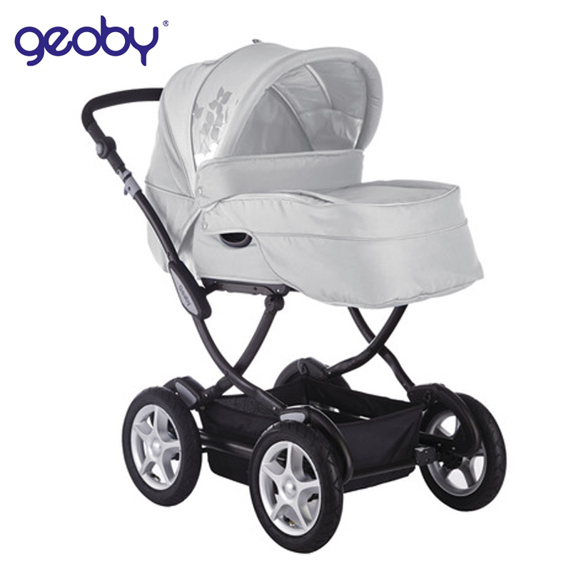 Four Wheels Transformer Baby Stroller Geoby C3018R 2 in 1 Kidstravel