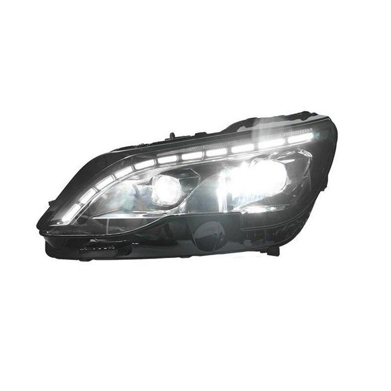 Phares Auto pièces diurne assemblage style extérieur accessoire lampe Drl Automobiles voiture Led lumières pour Peugeot 5008