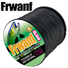 Frwanf Japan 4 Wire Braided Fishing Line 100M 109Yds Underwater Hunting for Sea Fishing Carp 10-100LB