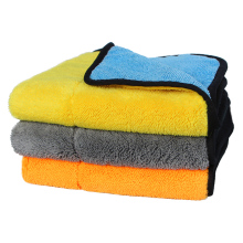 High Quality 45x38cm new Soft Microfiber Towel Car Cleaning Wash Clean Cloth Car Care Microfibre Wax Polishing Detailing Towels
