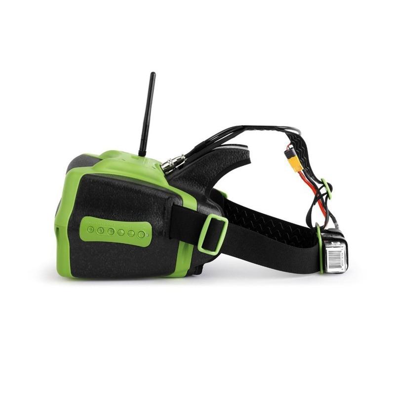 Headplay SE V2 5.8G 40CH FPV Goggles Video Glasses Headset With DVR цена