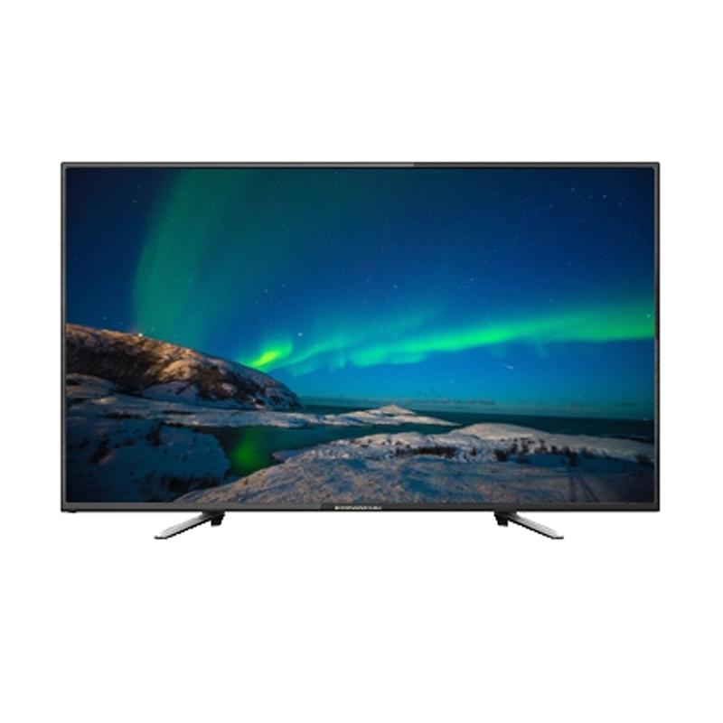 Télévision Wifi 50 55 pouces TV 4K LED téléviseurs Ultra HD LED 55 pouces Smart 4K LED télévision