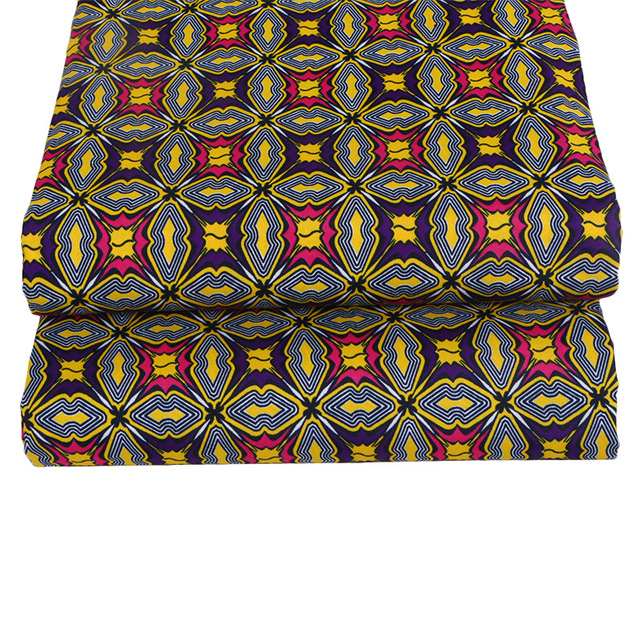 mylb 2018 veritable wax hollandais guaranteed real dutch ankara fabric super wax hollandais african wax prints fabric 6 yards 1
