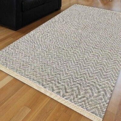 Autre gris blanc vague biais lignes géométriques Vintage ikat Nordec antidérapant Kilim lavable décoratif plaine peinture tissé tapis