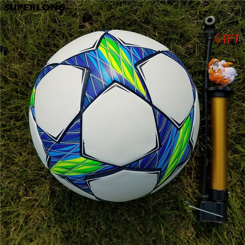 2018 Champions League Official size 5 Football ball ...
