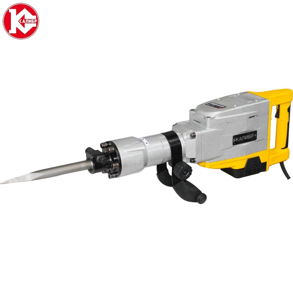 Kalibr OM-2000M Multifunction New Household Electric Pick Breaker Hammer Concrete Demolition Hammer And Dismantle Floor Road