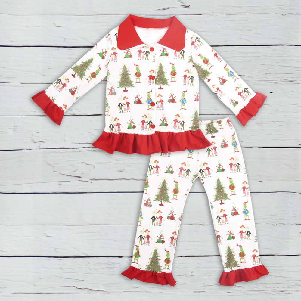 Aliexpress.com : Buy Christmas outfit Children Clothing ...
