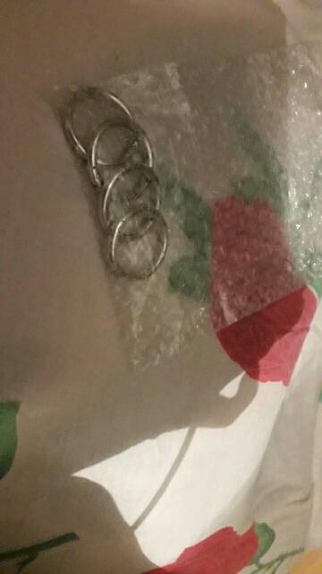 Gratis verzending O Ring Openen Keyring Lederen Tas Riem Hond ketting Gesp Druksluiting Clip Trigger Accessoires DIY 4color photo review