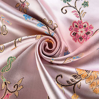 100x115cm, Japanese style flower yard dyed jacquard brocade fabric,3D fabric for DIY Quilting sewing clothing material
