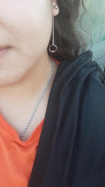 4pcs/set BTS V Stud Earrings photo review