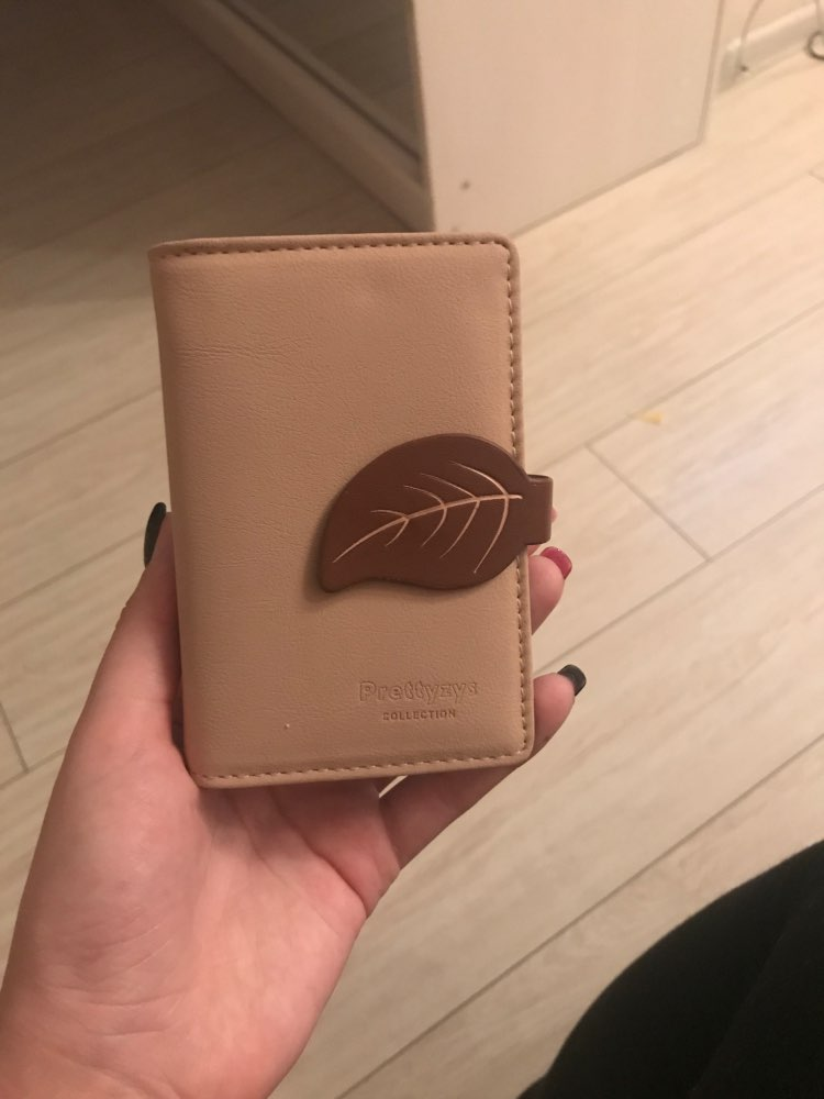 new Fashion simple 20 Card Slot Matte PU ID Credit Card Holder Package Brand Business card Case Wallets Purse 5 colors photo review