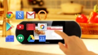 7 дюймов Android smart Интернет радио (сенсорный экран, Quad core, 1 ГБ DDR3, 8 ГБ nand, bluetooh, HDMI, Micro SD, line out, фронтальная камера)