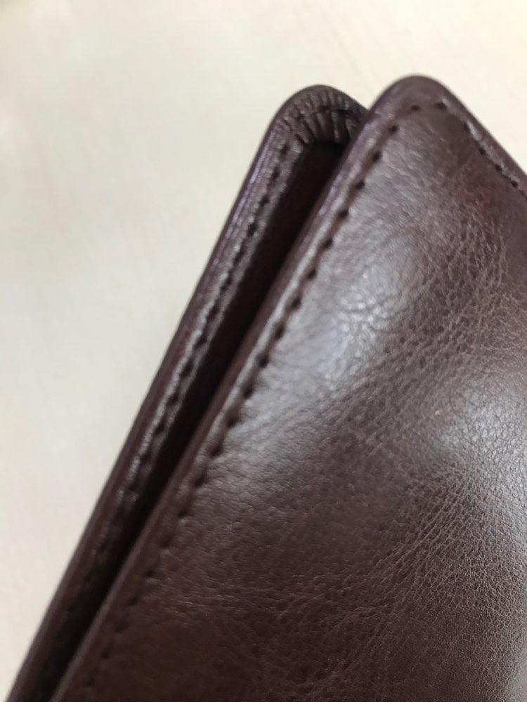Rusland Frankrijk PU lederen paspoorthoes met creditcardhouder beschermhoes Beschermhoes Porte Carte Bancaire Etui Carte Bancaire photo review
