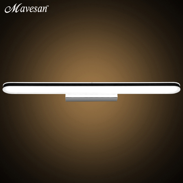 3W 16W 90 265v Modern Bathroom Led Mirror Light Indoor Waterproof ...