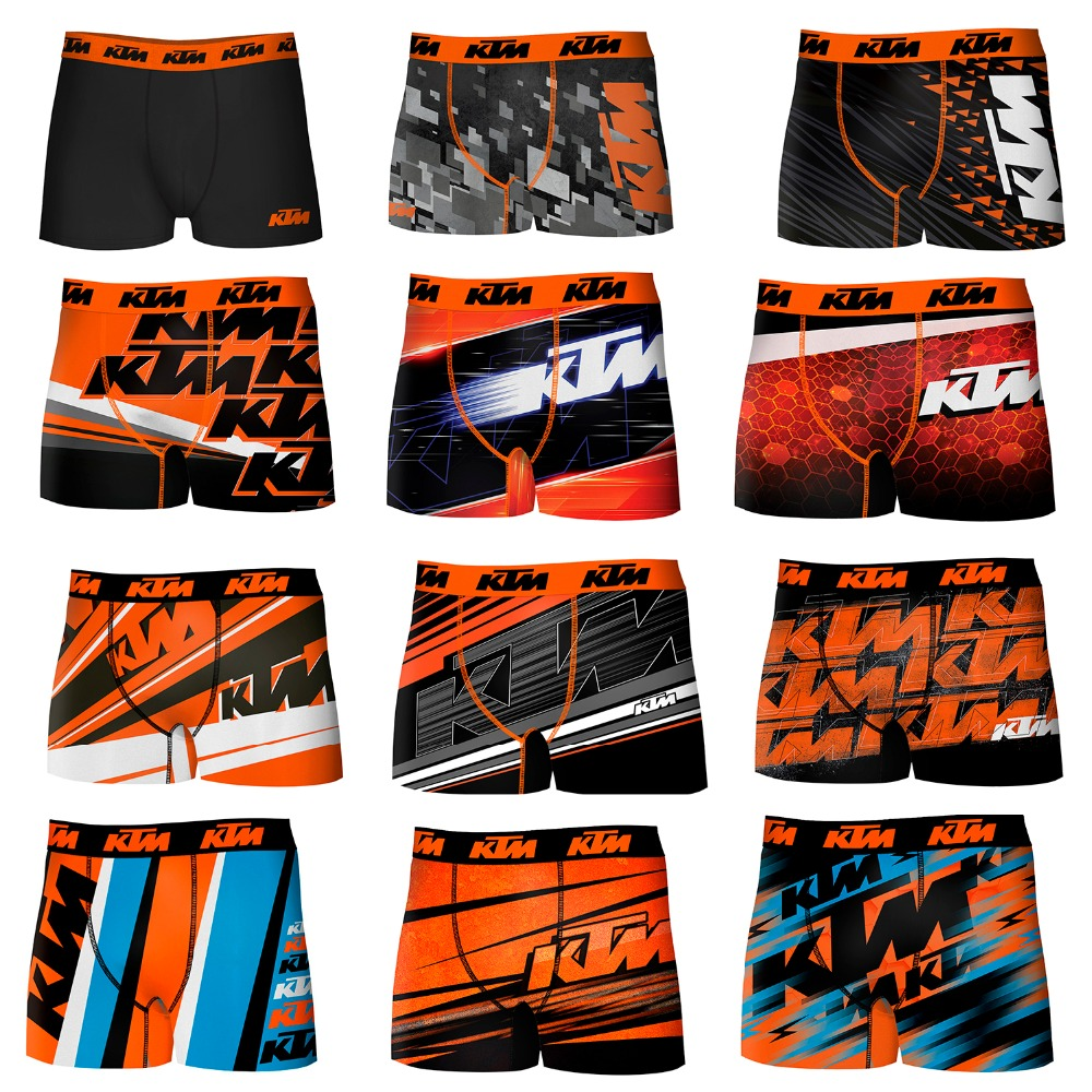 KTM Motorbike Brand Boxer 12 Models To Choose In Several Colors For Men