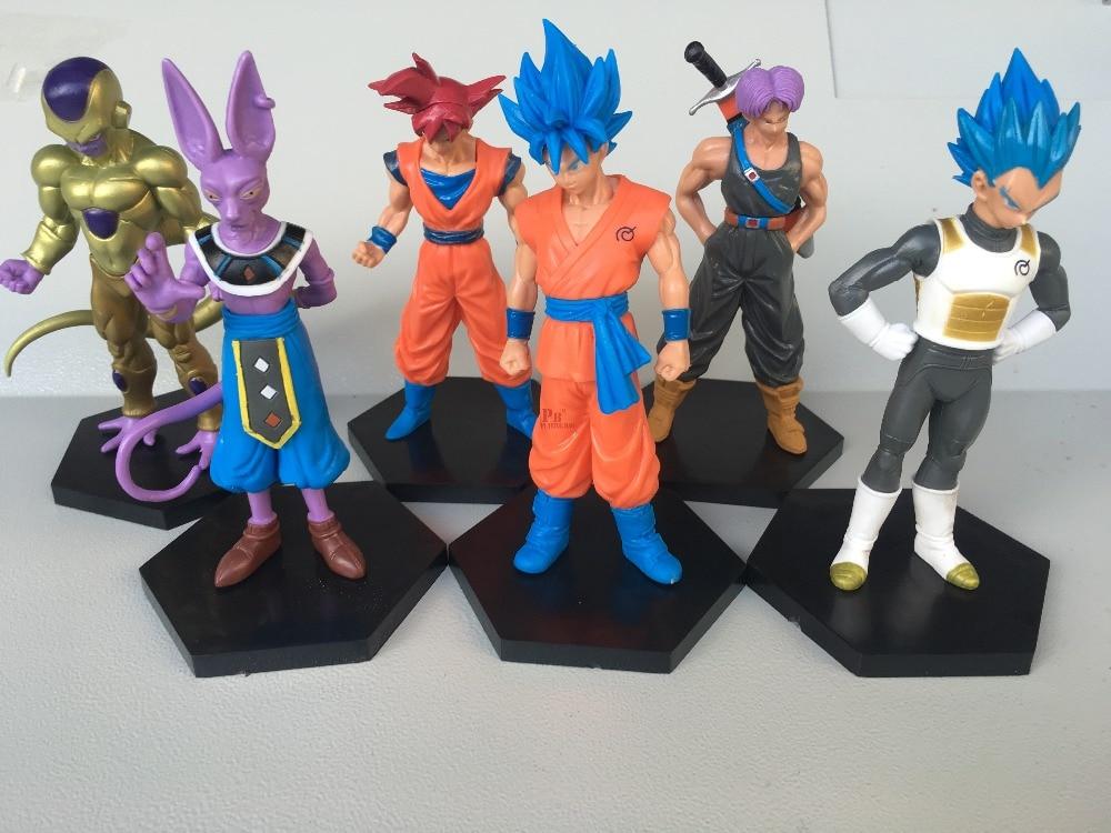 Dragon Ball Z Toys : Aliexpress buy figurines dragon ball z action