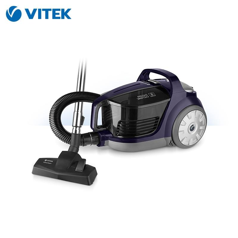Vacuum Cleaner Vitek VT-8105 Cleaners For Home Household Home Appliances