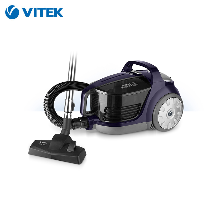 Vacuum cleaner Vitek VT-8105 cleaners for home vacuum cleaner vitek vt 1885 home portable powerful cyclone handheld dust collector stick wireless dry cleaning vertical