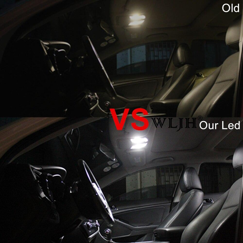 WLJH 2x Canbus LED 31mm 36mm 39mm 41mm C5W C10W 4014 SMD Avtomobil - Avtomobil işıqları - Fotoqrafiya 6