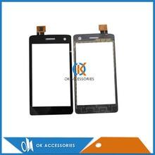 Черно-белый цвет 4,5 дюймов для Fly IQ4409 IQ 4409 Сенсорный экран планшета новая Замена 1 шт./лот