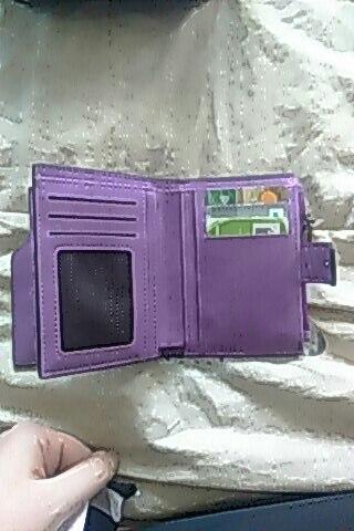 держатель кредитной карты ; бумажник женщин; Основной материал:: ПУ;