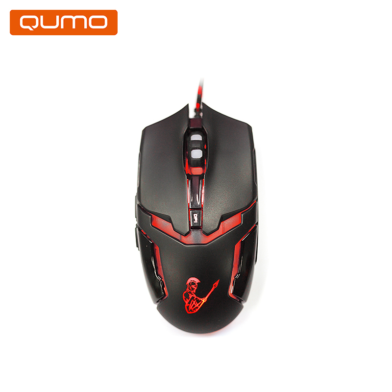 Gaming Mouse Qumo Pike gaming headset qumo champion ghs 0001