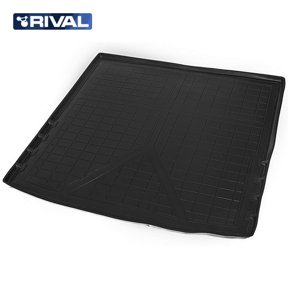 For Chevrolet Cruze WAGON 2010-2015 trunk mat Rival 11003004 коврик багажника rival для chevrolet cruze универсал 2010 н в полиуретан 11003004