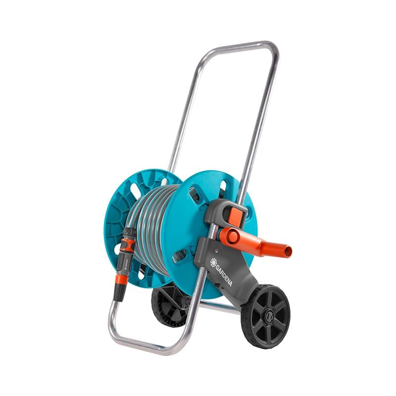 Garden Hose & Reel GARDENA 18502-50 coxreels 112w 1 50 welding hand crank hose reel 1 4 id 50 twin oxy acetylene welding hose 200 psi