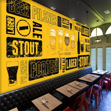Hand-painted beer background wall professional production mural factory wholesale wallpaper mural poster photo wall hand painted color oil painting background wall professional production mural factory wholesale wallpaper poster photo wall