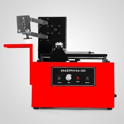 Electric Pad Printer Printing Machine T-shirt Pad Printing