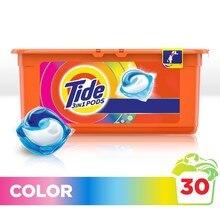 Капсулы для стиральной машины Tide Color Pods (30 шт.)