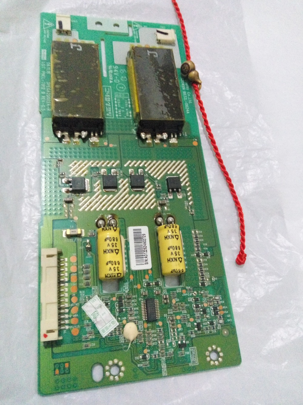 Inventor 32l02rm Lc320wxn HIGH VOLTAGE BACKLIGHT BOARD 6632l-0624A Connect With T-CON Connect Board