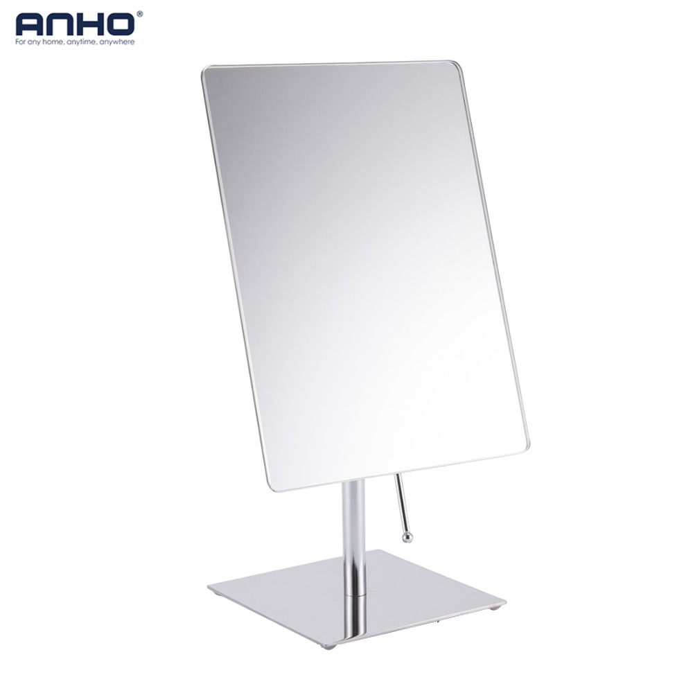 9 Inch Makeup Mirror Rectangle Shape Mirror Desk Stand Mirror Make Up Cosmetic Bedroom Mirrors Makeup Tools9 Inch Makeup Mirror Rectangle Shape Mirror Desk Stand Mirror Make Up Cosmetic Bedroom Mirrors Makeup Tools