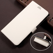 Для Sony Xperia XA 1 Ultra крышка Бумажник Стенд кожа личи текстуры сотовый телефон чехол для Sony Xperia XA1 Ультра Капа Сумка-белый