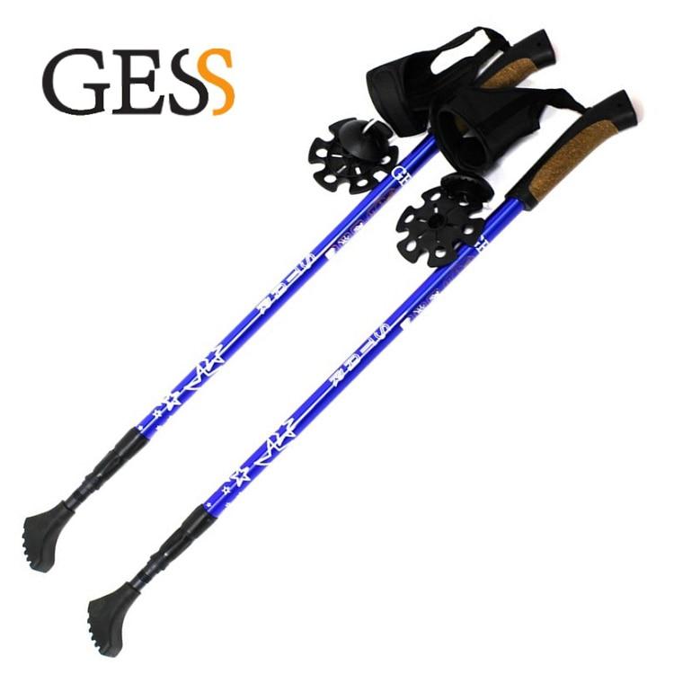 цена на Star Walker, Sticks for Nordic walking, walking sticks, sports, sporting goods, gift, GESS