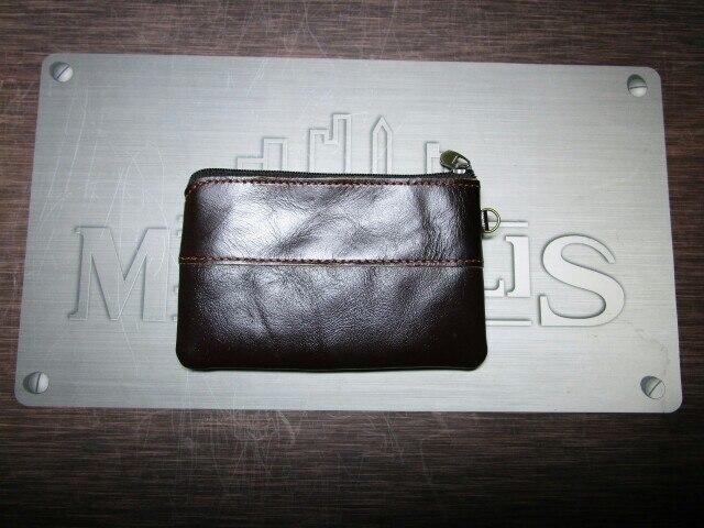 1ad6bd87d317 отличный кошелек! качественный и реально из натуральной кожи настоящей!  советую продавца, пришло за 12 дней до Москвы!
