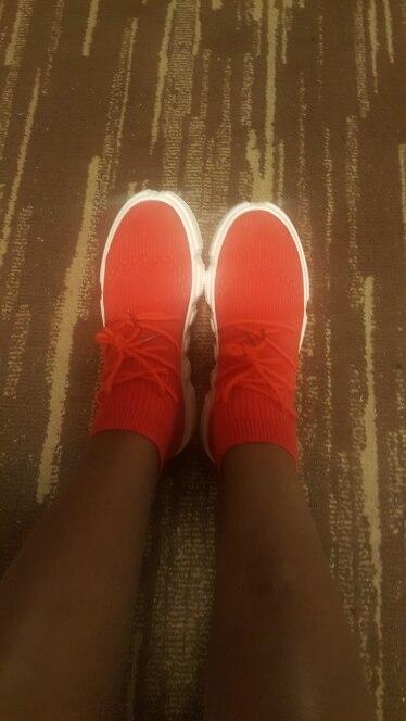 Sap. Vulcaniz. Fem. respirável sapatos casuais